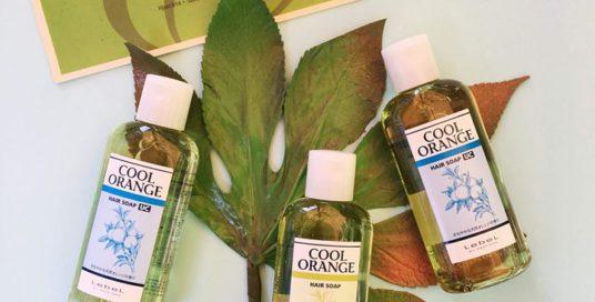 """Унікальна серія догляду за волоссям від Lebel """"Cool orange"""", створена на основі …"""